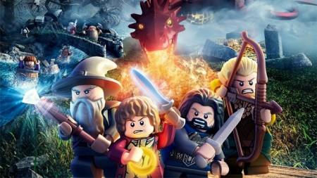 Lego The Hobbit Videogame PS4  - foto principal 2