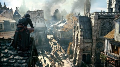 Assassins Creed Unity - PS4  - foto principal 2