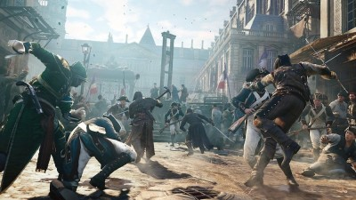 Assassins Creed Unity - PS4  - foto principal 4