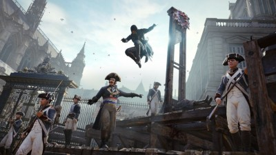 Assassins Creed Unity - PS4  - foto principal 5