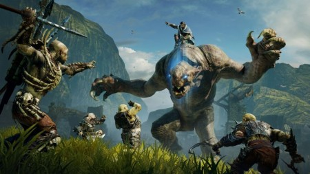 Shadow Of Mordor PS4  - foto principal 3