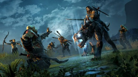 Shadow Of Mordor PS4  - foto principal 4