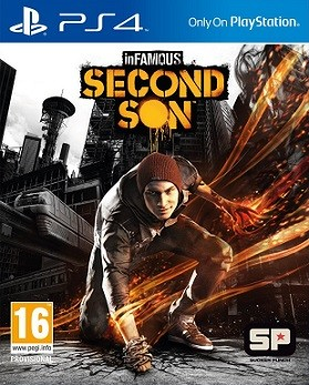 Infamous Second Son PS4  - foto principal 1