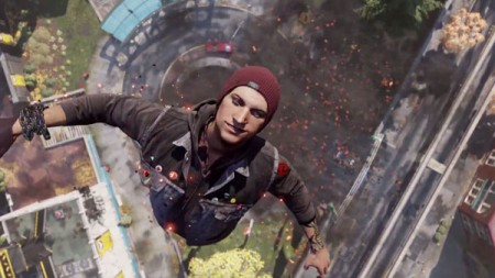 Infamous Second Son PS4  - foto principal 3