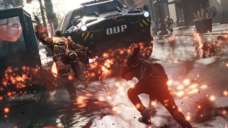 Infamous Second Son PS4  - foto principal 5