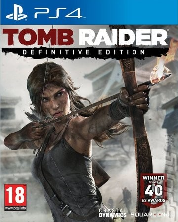 Tomb Raider Definitive Edition PS4  - foto principal 1