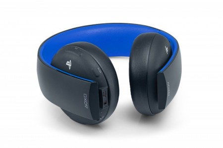 HeadSet Sony Gold 7.1 Wireless PS4/PS3  - foto principal 4