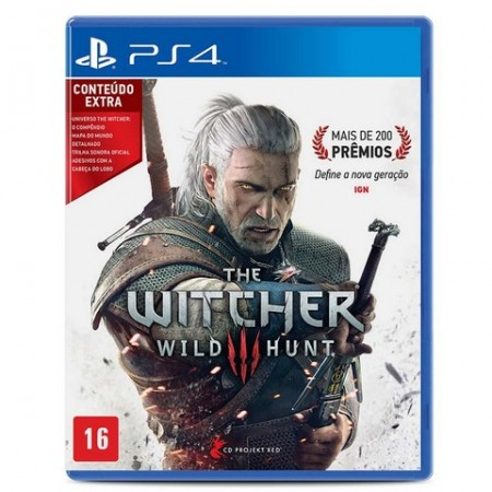 The Witcher 3: Wild Hunt - PS4  - foto principal 1