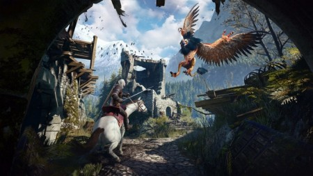 The Witcher 3: Wild Hunt - PS4  - foto principal 2