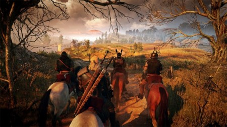 The Witcher 3: Wild Hunt - PS4  - foto principal 4