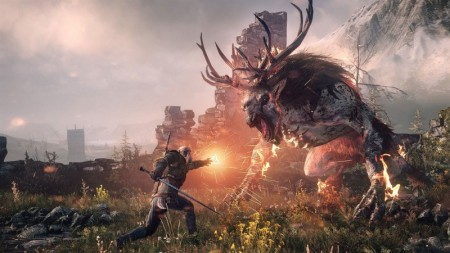The Witcher 3: Wild Hunt - PS4  - foto principal 5