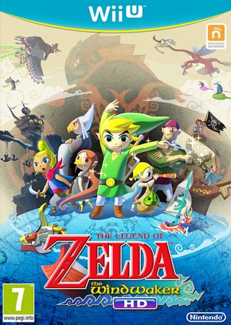 The Legend of Zelda: The Wind Waker HD WiiU  - foto principal 1