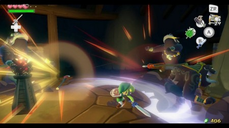 The Legend of Zelda: The Wind Waker HD WiiU  - foto principal 2