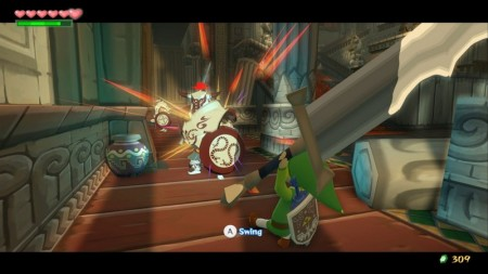 The Legend of Zelda: The Wind Waker HD WiiU  - foto principal 4