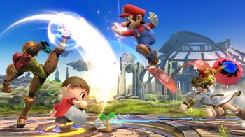 Super Smash Bros WiiU Seminovo  - foto 5
