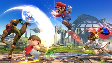 Super Smash Bros WiiU Seminovo  - foto principal 2