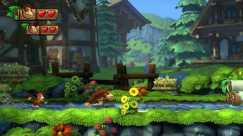 Donkey Kong Country: Tropical Freeze WiiU  - foto 5