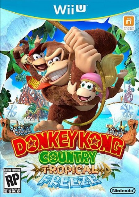 Donkey Kong Country: Tropical Freeze WiiU  - foto principal 1