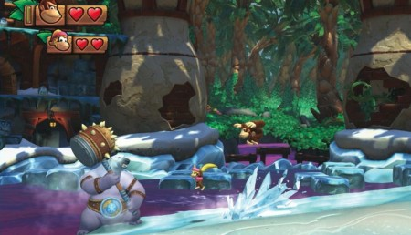 Donkey Kong Country: Tropical Freeze WiiU  - foto principal 3