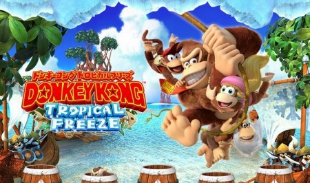 Donkey Kong Country: Tropical Freeze WiiU  - foto principal 5
