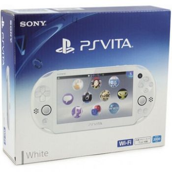 PS Vita Slim White