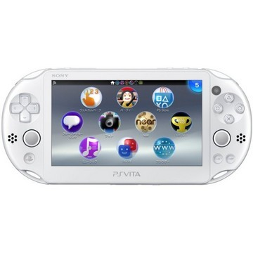 PS Vita Slim White  - foto principal 2