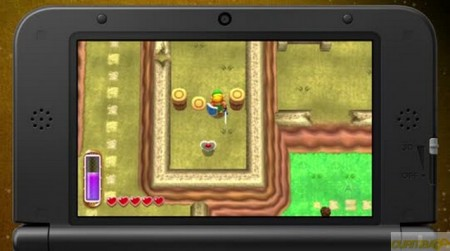 Zelda a Link Between Worlds 3DS  - foto principal 2