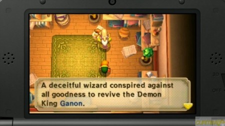 Zelda a Link Between Worlds 3DS  - foto principal 4