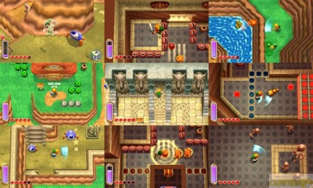 Zelda a Link Between Worlds 3DS  - foto principal 5