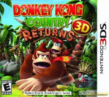 Donkey Kong Country Returns 3DS  - foto 5