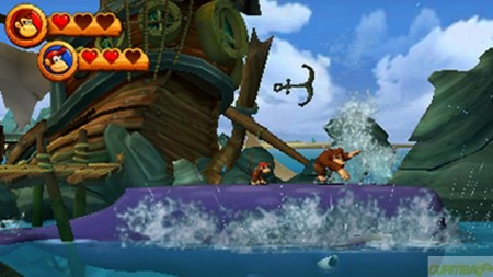 Donkey Kong Country Returns 3DS  - foto principal 2