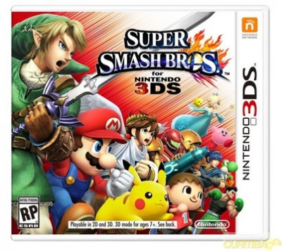 Super Smash Bros. 3DS  - foto principal 1