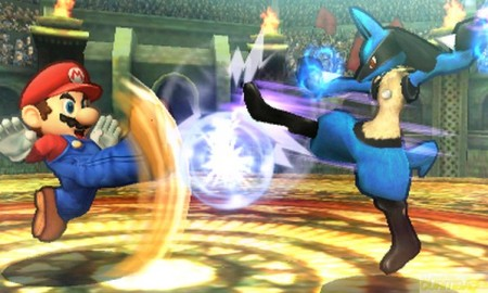 Super Smash Bros. 3DS  - foto principal 3
