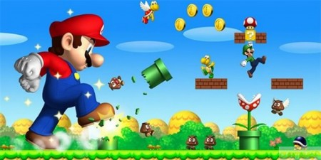 New Mario Bros.2 3DS  - foto principal 3