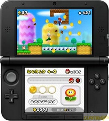 New Mario Bros.2 3DS  - foto principal 5