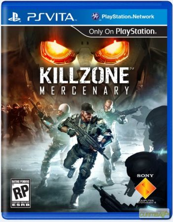 Killzone: Mercenary PS Vta