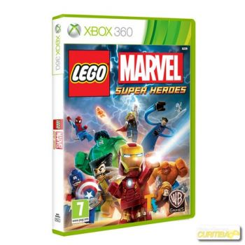 Lego Marvel Super Heroes Videogame Xbox 360