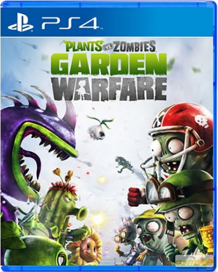 Plants vs Zombies Garden Warfare PS4  - foto principal 1
