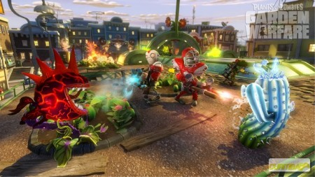 Plants vs Zombies Garden Warfare PS4  - foto principal 2