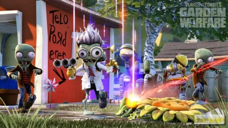 Plants vs Zombies Garden Warfare PS4  - foto principal 3
