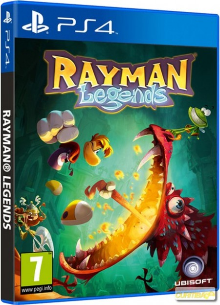 Rayman Legends PS4  - foto principal 1