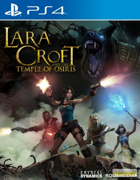Lara Croft and the Temple of Osiris PS4  - foto principal 1
