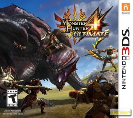 Monster Hunter 4 Ultimate 3DS  - foto principal 1