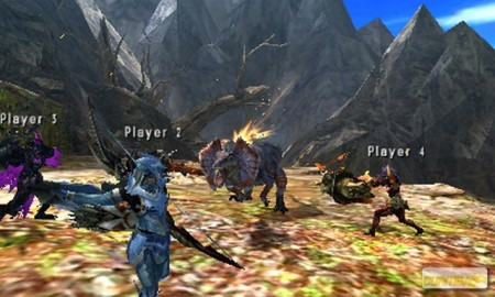 Monster Hunter 4 Ultimate 3DS  - foto principal 4