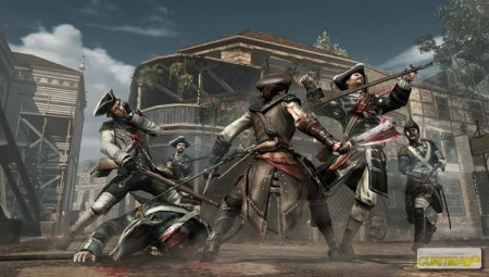 Assassins Creed III: Liberation - PS VITA  - foto principal 2