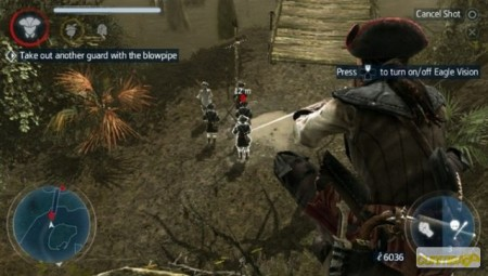 Assassins Creed III: Liberation - PS VITA  - foto principal 4