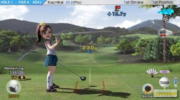 Hot Shots Golf: World Invitational PS Vita  - foto 5