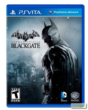 Batman: Arkham Origins Blackgate PS Vita