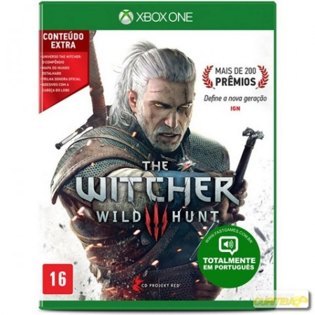 The Witcher 3: Wild Hunt Xbox One  - foto principal 1