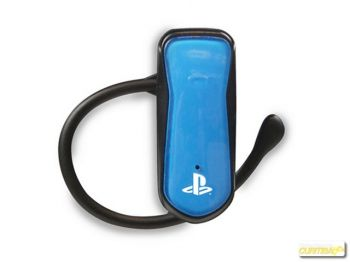 Bluetooth Headset 4Gamers Azul PS3  - foto 2